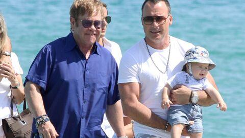 Elton John aimerait avoir un autre enfant