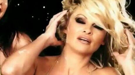 VIDEO Trop sexy, une publicité de Pamela Anderson est censurée
