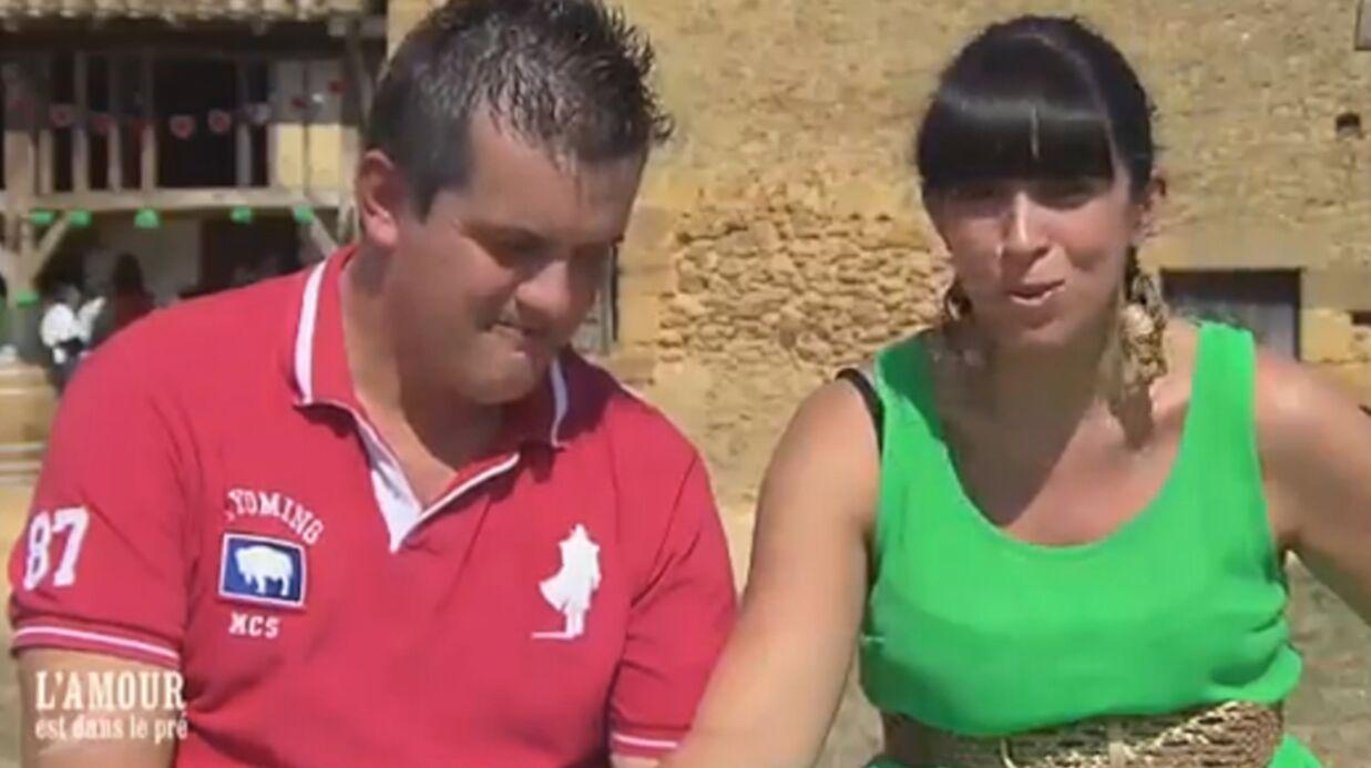 L'amour est dans le pré: Pierre et Frédérique, jeunes parents heureux