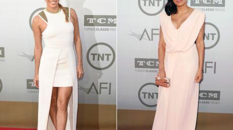 PHOTOS Eva Longoria et Rosario Dawson glamour pour rendre hommage à Jane Fonda