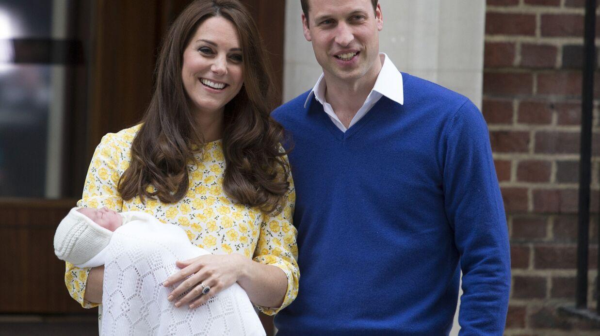 Kate et William: la première photo officielle de Charlotte devrait être bientôt dévoilée