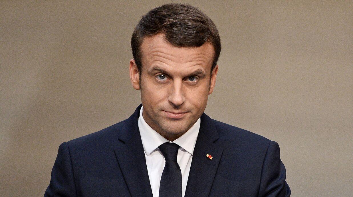 PHOTO Emmanuel Macron transformé en idole pour ados en couverture de l'Express