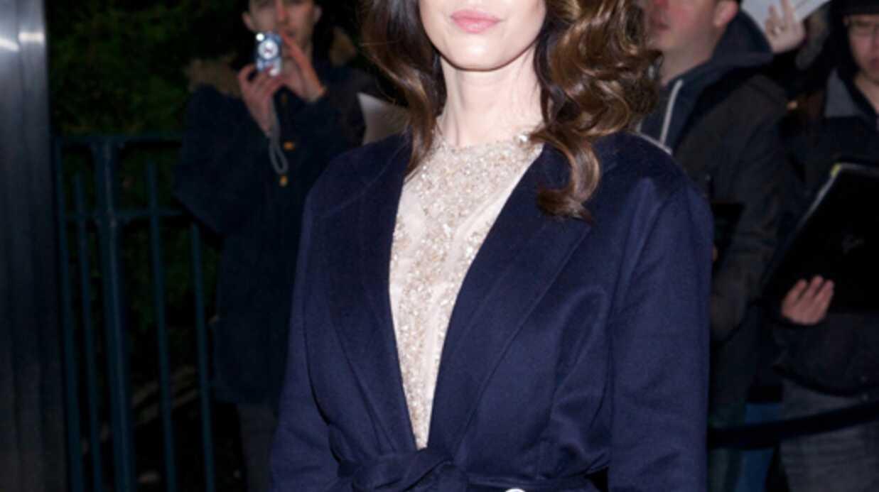 VIDEO Megan Fox enceinte? Elle évite le sujet