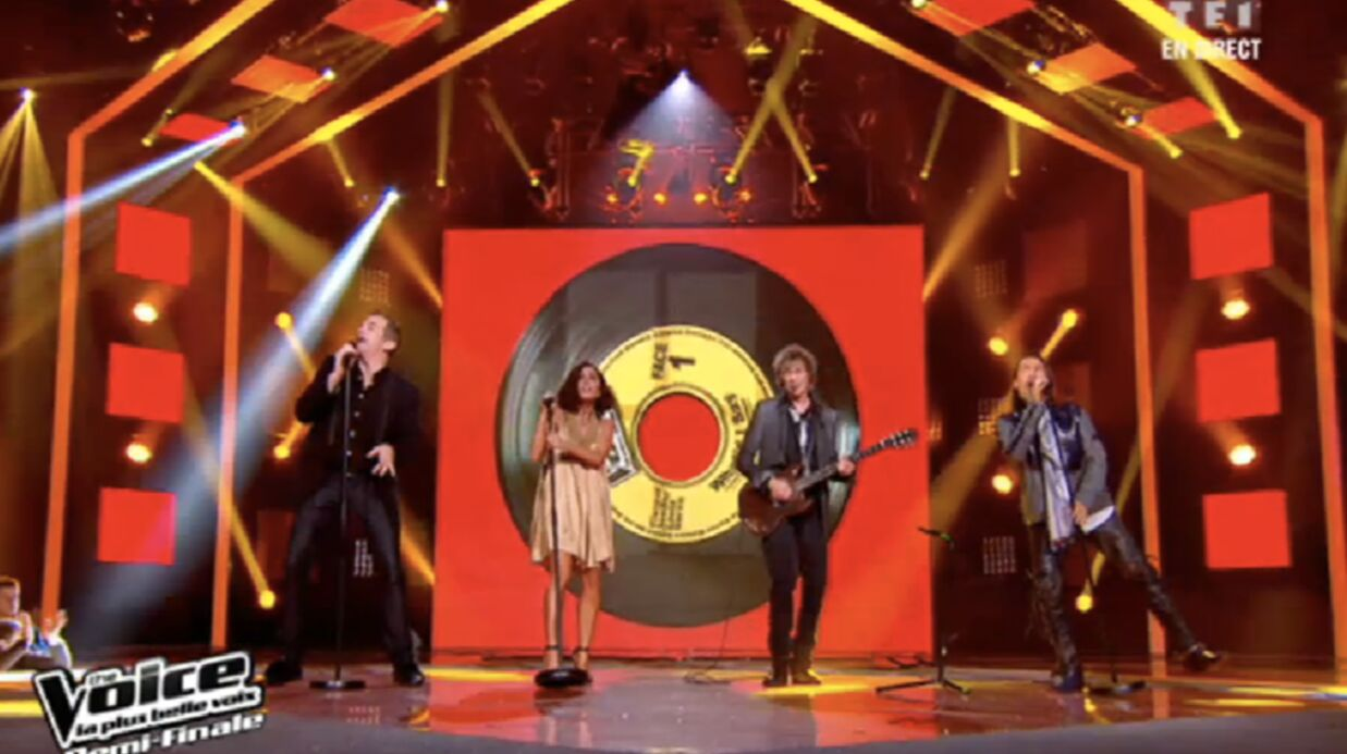 Les quatre finalistes de The Voice sont…