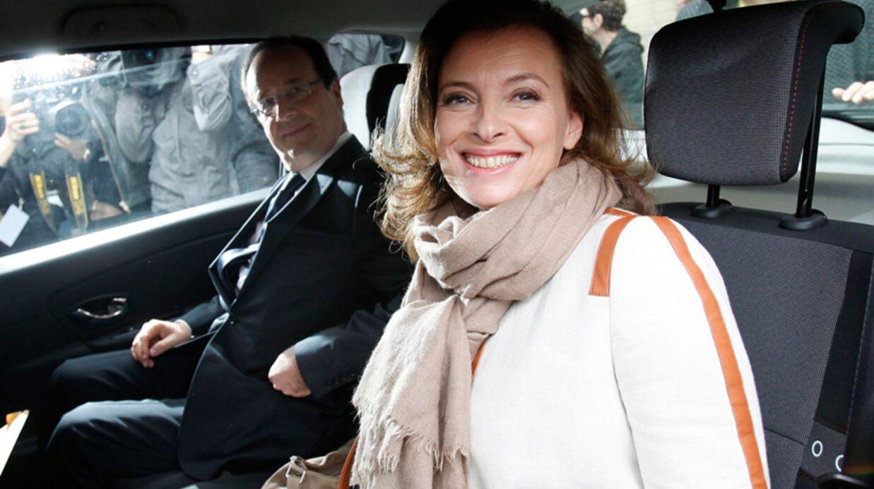 Valérie Trierweiler élue première dame!