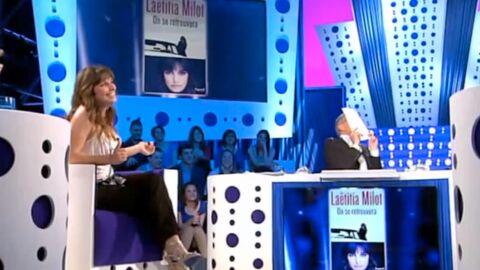 VIDEO Laurent Ruquier dénigre Plus belle la vie devant Laetitia Milot