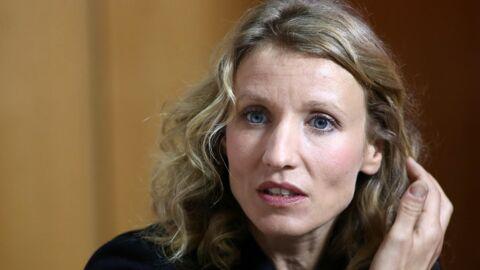 Alexandra Lamy évite de parler politique avec son cousin ministre