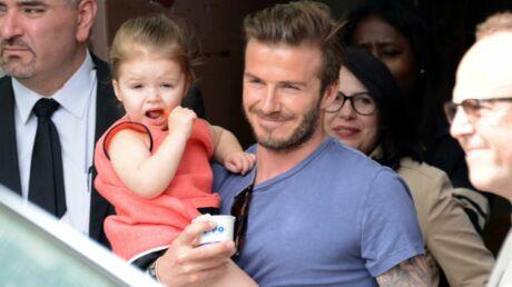 DIAPO Le week-end 100% parisien des Beckham