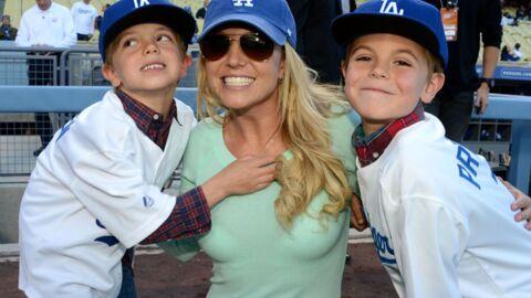 Face aux incendies en Californie, Britney Spears met sa famille en lieu sûr