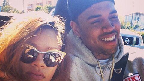 Chris Brown fête son anniversaire sans Rihanna mais avec son ex: la goutte d'eau?