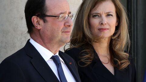 Valérie Trierweiler vole au secours de François Hollande