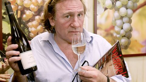 Gérard Depardieu a arrêté l'alcool depuis cinq mois