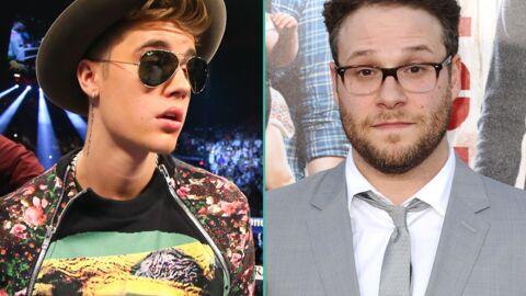 Justin Bieber: l'acteur Seth Rogen pense qu'il est une «pauvre merde»