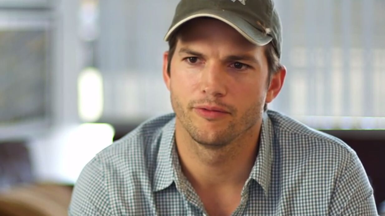 La touchante surprise d'Ashton Kutcher à sa maman