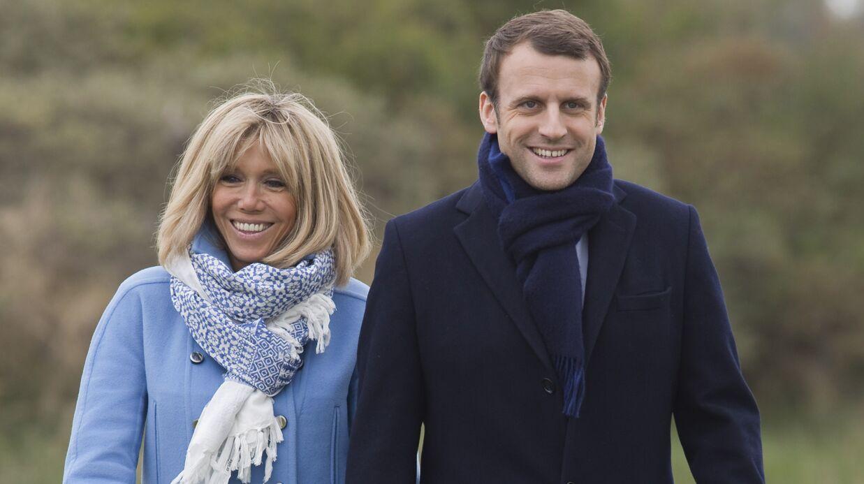 VIDEO Brigitte Macron: une fan lui donne un conseil étonnant pour préserver son couple