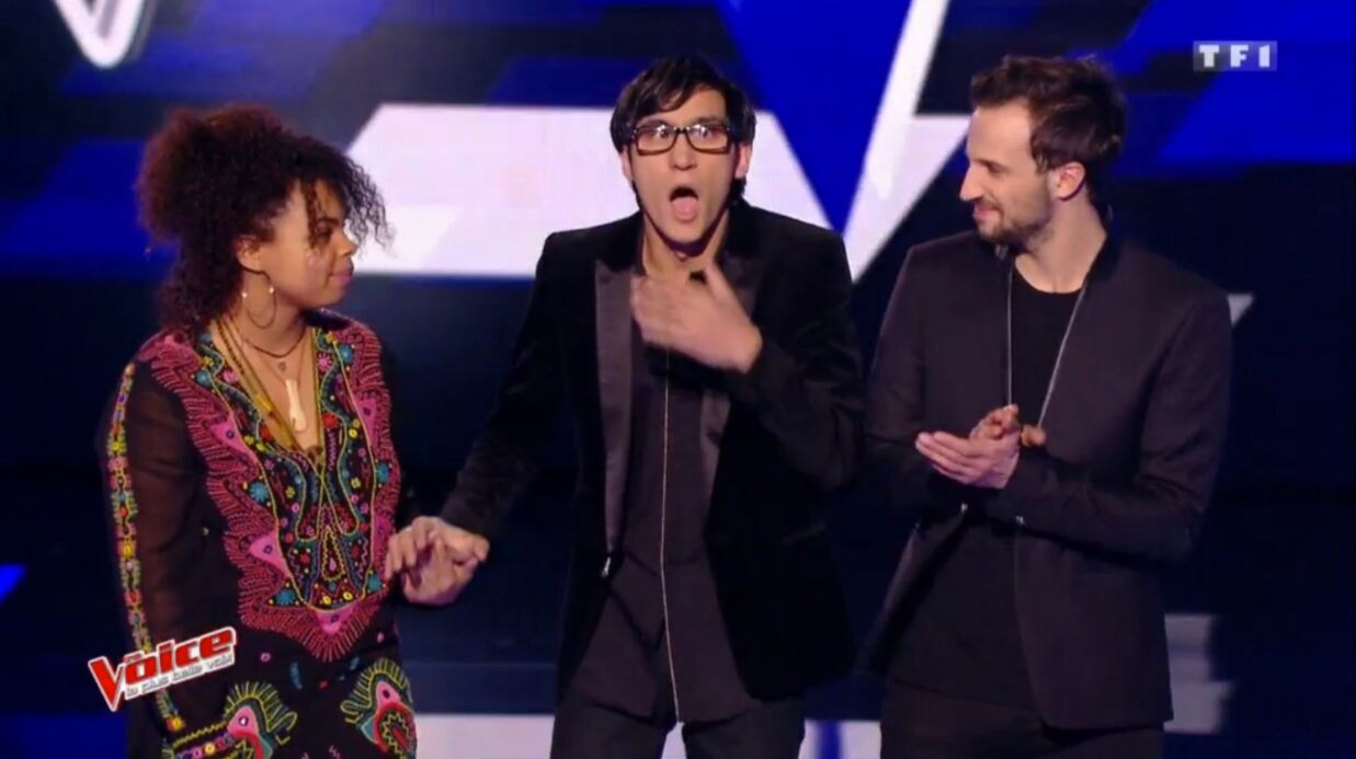 The Voice: la veste improbable de M Pokora pour les épreuves ultimes fait le buzz