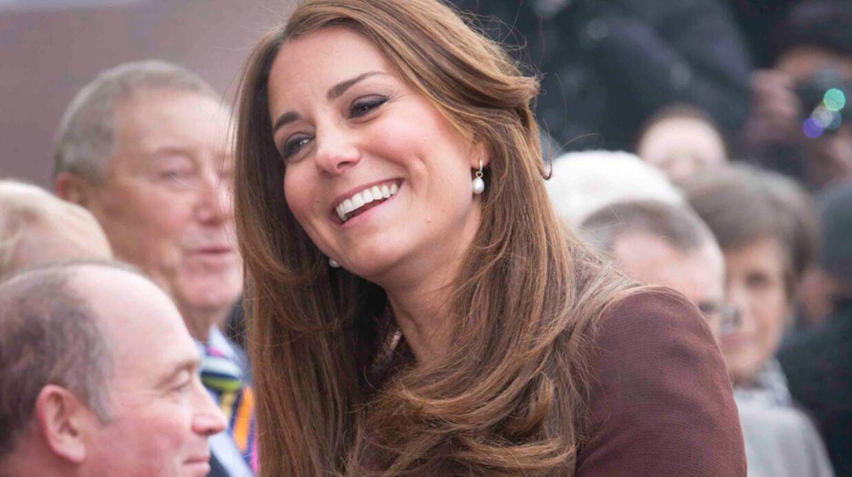 Kate Middleton aurait révélé par mégarde le sexe de son bébé