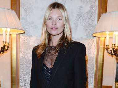 Kate Moss fesses nues et plein d'autres people à la soirée de Carine Roitfeld