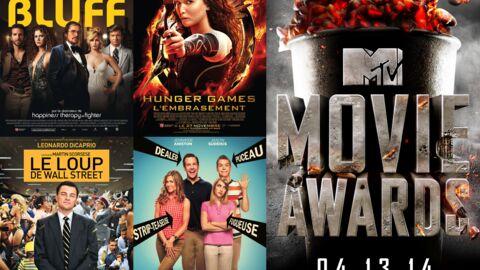 MTV Movie Awards 2014: découvrez la liste des nominés