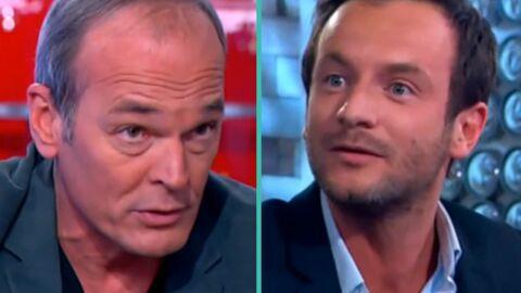 Clash dans C à vous: Jérémy Michalak attaque Laurent Baffie en justice