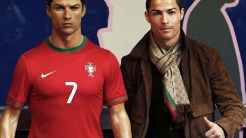 Cristiano Ronaldo: son coiffeur perso s'occupe de sa statue de cire tous les mois