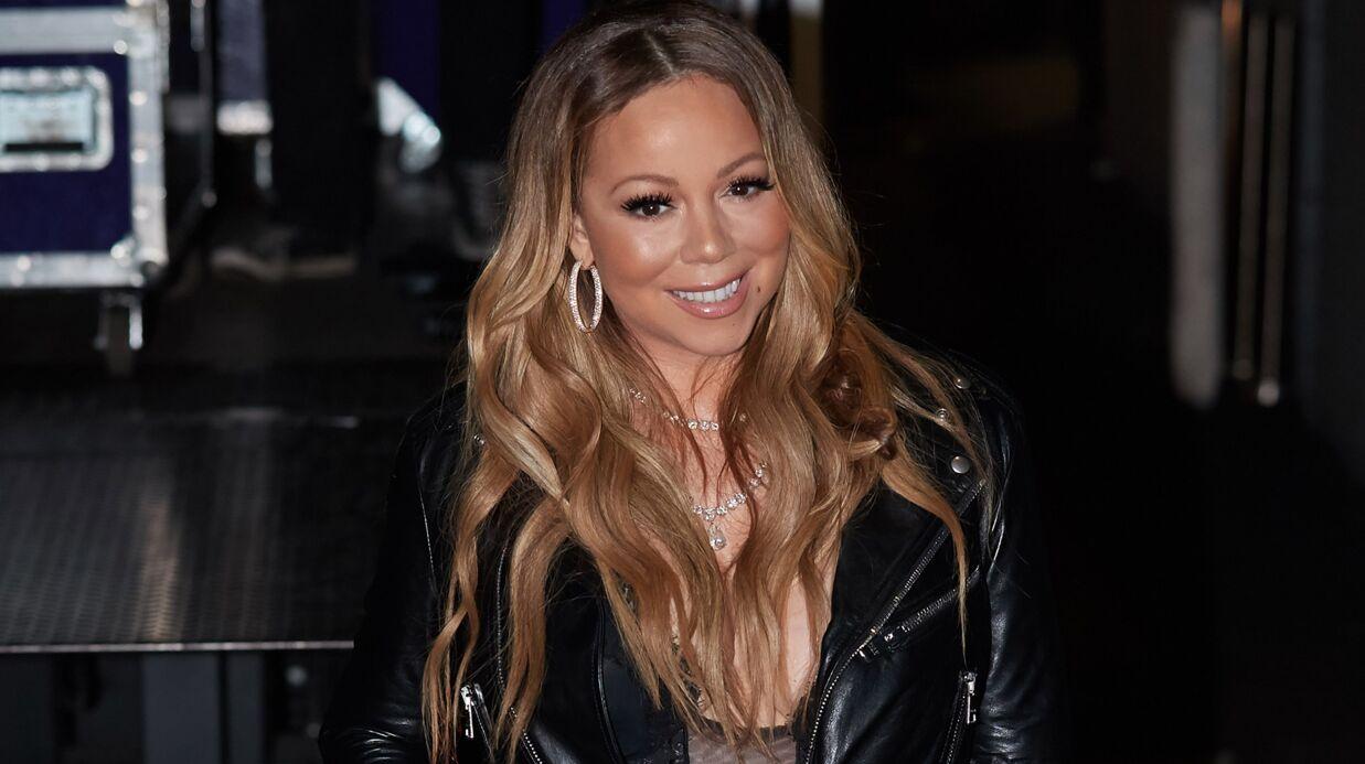 PHOTO Mariah Carey poste un étonnant selfie sans maquillage et ça lui va bien