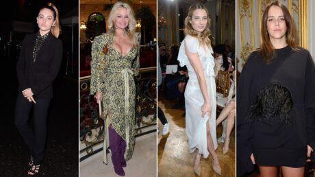 PHOTOS Fashion Week: le décolleté XXL de Pamela Anderson, les «filles de» se distinguent!