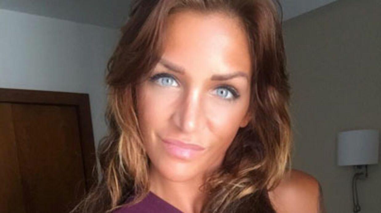 Julia Paredes en colère après l'intrusion de trois inconnus dans sa chambre de maternité