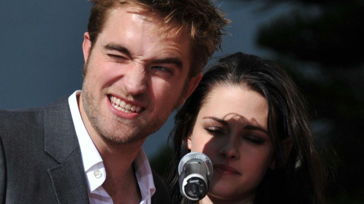 Robert Pattinson se bat pour garder Kristen Stewart