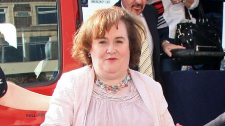 Susan Boyle: crise de nerf dans l'avion