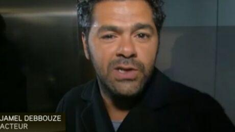 VIDEO Jamel Debbouze répond (avec humour) aux déclarations d'Alain Delon sur le FN