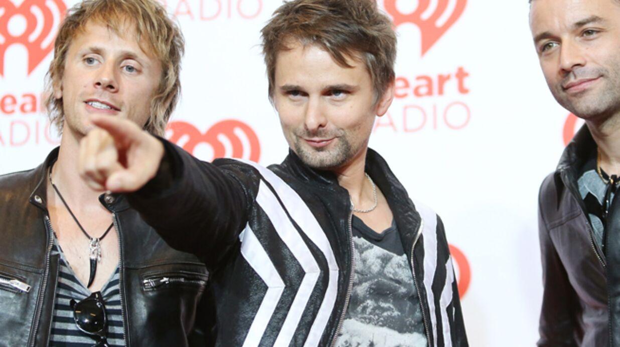 Matthew Bellamy (Muse) envisage une collaboration avec Johnny Hallyday