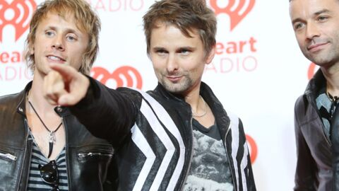 Matthew Bellamy (Muse) envisage une collaboration avec Johnny Hallyday