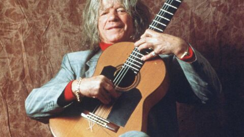 Mort de Manitas de Plata, le grand guitariste star du flamenco
