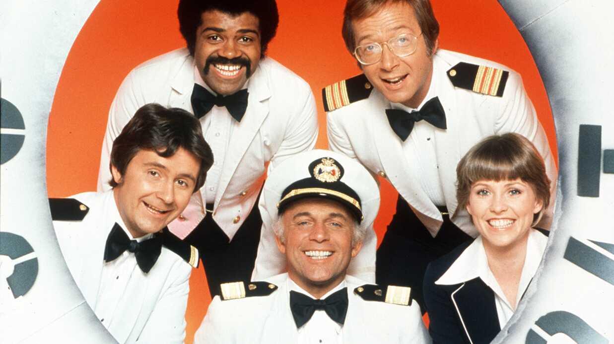 La croisière s'amuse: tous les acteurs réunis 27 ans après!