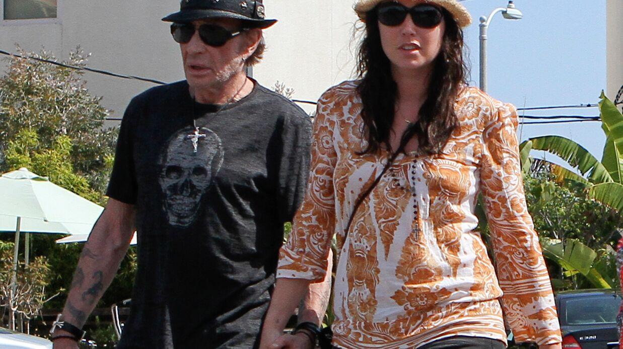 Johnny Hallyday «détruit» par les problèmes de Laura Smet