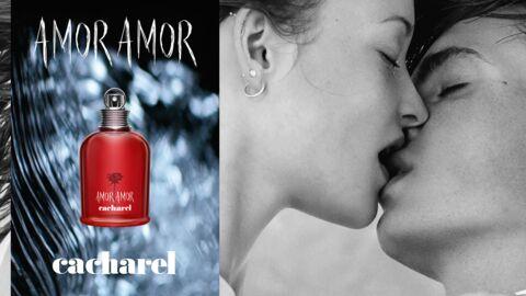 VIDEO Découvrez la dernière campagne publicitaire du parfum Amor Amor de Cacharel et sa nouvelle égérie Estelle