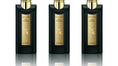 Le thé noir rejoint la collection des Eaux Parfumées Bvlgari