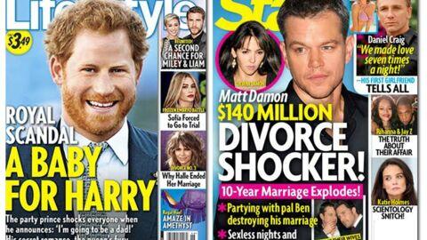 En direct des US: le Prince Harry va être papa!