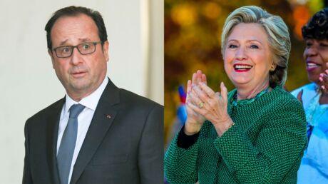 Hillary Clinton: son (très) lointain lien de parenté avec… François Hollande!