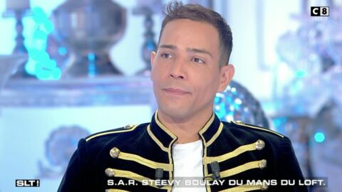 VIDEO Steevy Boulay met les choses au clair sur sa relation avec Laurent Ruquier