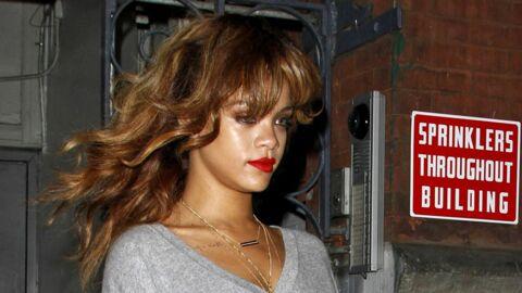 Rihanna prend le métro pour se rendre à son concert