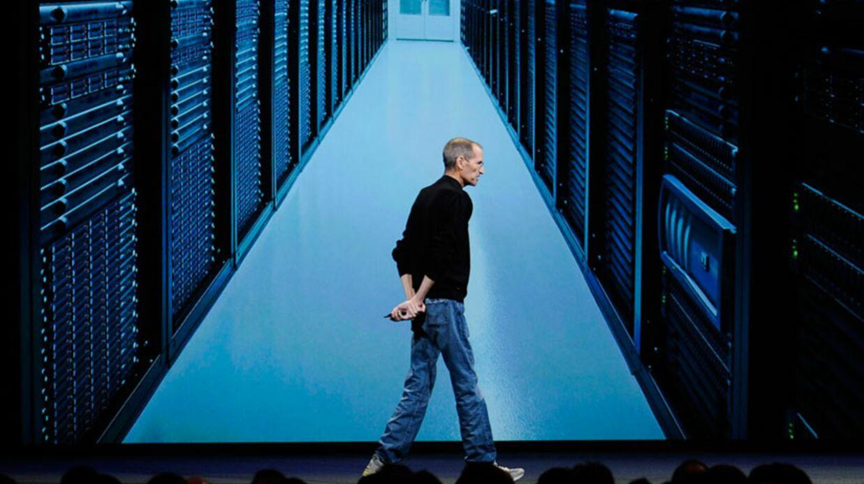 Mort de Steve Jobs, patron d'Apple