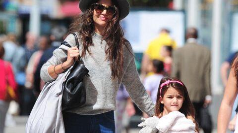 Katie Holmes ne veut pas de la Scientologie pour sa fille Suri