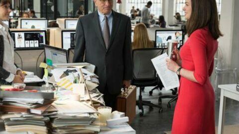 C'est vu: Le Nouveau Stagiare, la comédie old fashion avec De Niro et Anne Hathaway