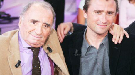 L'émouvante déclaration de Claude Brasseur à son fils Alexandre