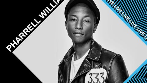 MTV EMA 2015 : Pharrell Williams va chanter sur scène !