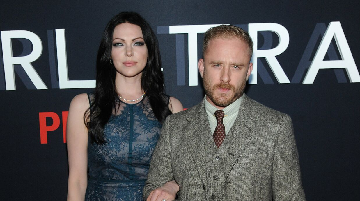 Laura Prepon (Orange is the New Black) s'est fian­cée avec Ben Foster