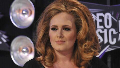 Adele a la peur au ventre quand elle chante en public