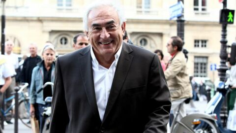 DIAPO DSK: premier jour de liberté dans Paris